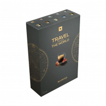 Travel around the World New Assortment - Welcome Offer – 100 Capsules